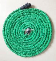 Wholesale Expanding ft Garden water hose good quantity green expandable hose
