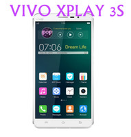 Wholesale New Vivo Xplay S Quad Core GB GB Smartphone Single SIM Card GSM WCDMA LTE Mobile Phone Quad HD Touch Screen Phone Inch