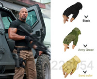 Wholesale Blackhawk gloves Hell Storm U S special forces tactical Protective gloves outdoor Quick drying Anti Slip riding gloves Wrestle