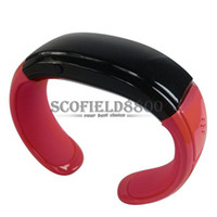 Wholesale New Studio Games Bluetooth Bracelet with Incoming Call Display Call Answering Anti Lost Function for mobile phones