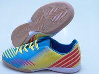 Cheap Futsal Shoes CR9 Nike Mercurial Victory IV IC Indoors Blue Black White