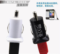 Universal other  GOOD USAMS 3.1A 3100mha USB Dual Car Charger 5V Dual 2 Port car Chargers for iPad iPhone 5 5S iPod iTouch HTC Samsung FREE SHIPPING