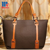 Wholesale 2014 spring new design Fashion women handbag Brand vintage pu leather women shoulder bags Big bag WL40