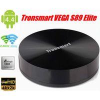 Included MK808 TV box android - Android OS XBMC Android TV BOX Tronsmart Vega Elite S89 Quad Core Amlogic S802 GHz G G BT G wifi smart tv stick mk808 killer