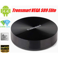 Android 4. 4 OS XBMC Android TV BOX Tronsmart Vega Elite S89 ...