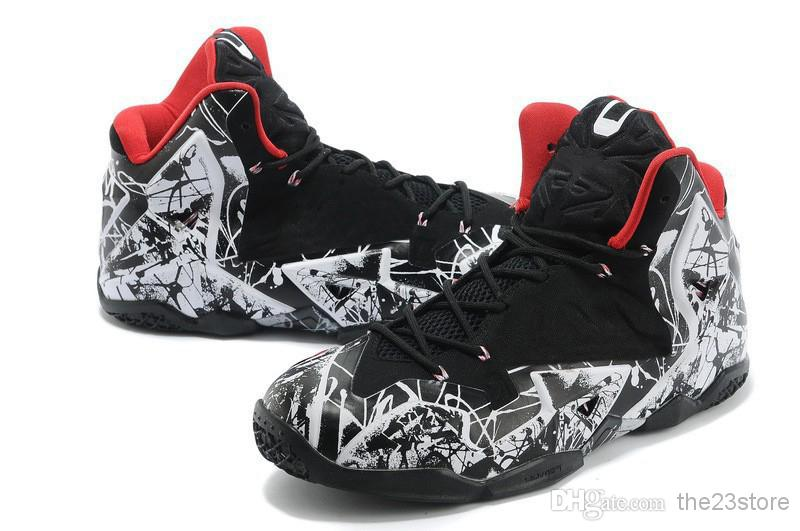 Wholesale Brand Famous Basketball Players Sneaker Lebron 11 Xi ...