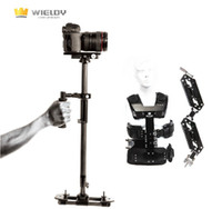 Wholesale Wieldy Promotion STEADICAM II Stabilizer Vest Dual Arm Steadycam Systems for Video Camera DSLR