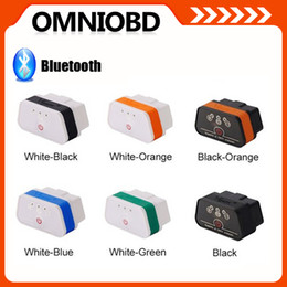 Wholesale 2014 Newest Vgate iCar Bluetooth OBD ELM327 Code Reader iCar2 for IOS iPhone iPad Android PC