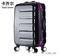 Wholesale New Pull rod box universal wheel travel luggage suitcase on board box coffers inches of men and women