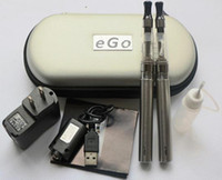 Cheap Double Ego double kit Best Electronic Cigarette Set Series Ego t double case