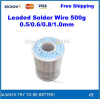 Wholesale low melting point Leaded Solder Wire tin wire g MM MM MM MM for option
