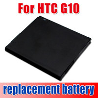 Wholesale Singpore EMS DHL free mah Replacement Battery For HTC G10 A9191 Ace Desire HD Surround T8788 T9188 T9199 waitingyou