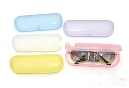 Wholesale Pieces Eyewear Cases YJ1252 Kid s sunglasses Box Children Sun Glasses Case