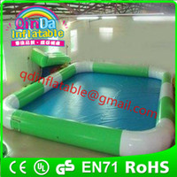Cheap Kid and adult Inflatable Pool Plastic Swim Pool Water Pools