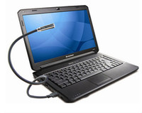 Wholesale 1405c Portable PC Notebook Laptop Computer Keyboard USB LED Lamp Flexible Light Color