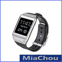 Wholesale 1 Galaxy Gear W007 Dual Core MTK6572 Ghz Android MB RAM GB ROM WiFi Smart Watch for Samsung S5 Note i9500