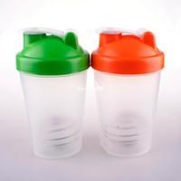 Plastic blender bottle - New Smart Shake Gym Protein Shaker Mixer Cup Blender Bottle Within Whisk Ball