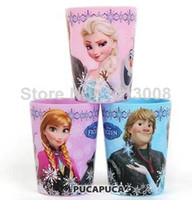 Wholesale Frozen Children s rinsing mug Handy Cup for Child cups