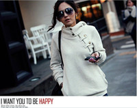 Cotton Pullover Hoodies,Sweatshirts New 2014 Women Hoody Sweatshirt Plus Size Fashion Girls Hoodies Winter Outerwear Parka s Fleece Warm Moleton Women Pullovers