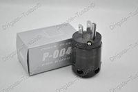 US power plug P004 us Oyaide P-004 Rhodium plated US AC Power plug free shipping