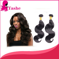 Brazilian Hair Body Wave Human Hair best hair extension online natural color body wave hair bundles real Brazilian human virgin hair well touch hair BW112