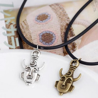 Wholesale High Quality and Unique design Supernatural Inspired Dean s Amulet Dean Winchester Pendant Necklace