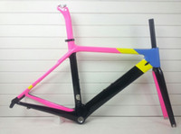 Wholesale Custom Painting cm in stock full carbon road frame cervelo S3 frame cervelo S5 frame colnago M10 frame bike road framest