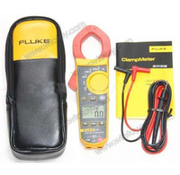 Guangdong, China (Mainland)   FLUKE 319 digital clamp meter volt True RMS & case