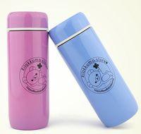 Ceramic yiwu market - SMILE MARKET piece Yiwu Creative Double Vacuum Mug