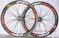 fixed gear - FFWD F5T Track bike full carbon wheels mm clincher C track wheels fixed gear wheelset