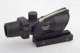 Wholesale Trijicon Acog x32 Green Optical Fiber With Markings