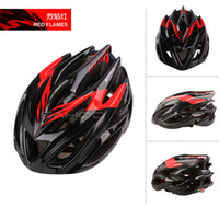 Wholesale 2014 New Cycling Bicycle Bike Helmet BMX Bicycle Hero Bike Adjust Helmet carbon With Channeled Vents In Stock