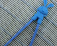 Wholesale Kid Baby Cartoon Style Easy Fun Learning Helper Chopsticks Random Color