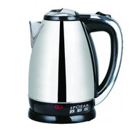 Wholesale Supor dry electric heating kettle l full stainless steel electric kettle small home appliance water bottle