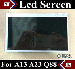OEM 7 inch Q88 Replacement LCD Display Screen Digitizer for 7inch Allwinner A33 A23 Q88 Tablet PC