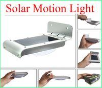 outdoor motion detector - Brand new SOLAR POWER MOTION SENSOR DETECTOR LEDs OUTDOOR LIGHT HOME SECURITY LAMP