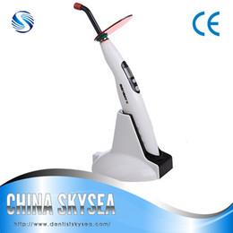 Wholesale T4 Dental Supply dental curing light wireless dental led curing light