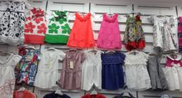 Girls summer Dress Overalls one-piece DRESS Skirts 20pcs lot 3484