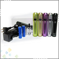 Single lavatube - Vaporizer The Best Variable Voltage Ecig Lavatube Tesla Kit