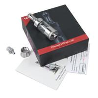 Wholesale Kangertech Atomizer Series - kangertech Protank 3 Atomizer Dual Coil Clearomize Heating Protank III Clear atomizer series with Retail package for E cig battery mini
