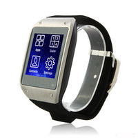 Wholesale Star Kingelon K2 Bluetooth Watch Android OS Dual Core WiFi FM Inch Screen GPS