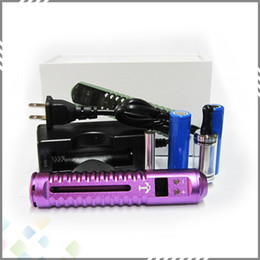 Wholesale Tesla Kit Variable Voltage Power Ecig Tesla Mod with18650 Battery Colors