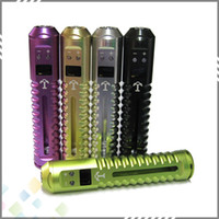 Wholesale Electronic Cigarette Product Huge Vapor Tesla Mod Body Made In China