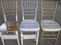 chiavari chair - wood banquet chiavari chair