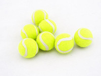 Wholesale Mini Tennis Training Balls mm Outdoors Racquet Sport Supplies Small Tennis Ball For fun Good gift Bulk goods