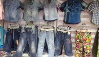 Wholesale NEWEST boys girls DENIM JEANS LEGGINGS tights pairs