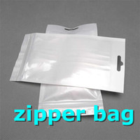 Universal   ipper Retail Plastic Bags Packaging Package dust proof bag case cover for iphone 5 5S 5C 5G 4 4S Charger USB cable earphones factory price