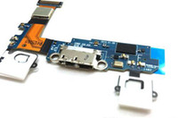 Wholesale New product Samsung Galaxy S5 USB Charger Connector Dock flex cable Replacement Parts for S V Charging Port Ribbon flex Cable