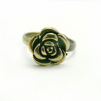 Wholesale Dollar Shop Items Cheap Rose Rings Mix Minimum order is USD