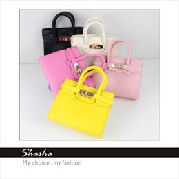 Wholesale summer candy colors kids handbags children s coin purse women mini wallet designer bags totes vintage famous H brand party desigual AXB00004